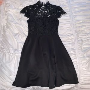 Francescas fit and flare dress